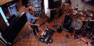 Eddie Van Halen Studio