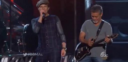Van Halen Billboard
